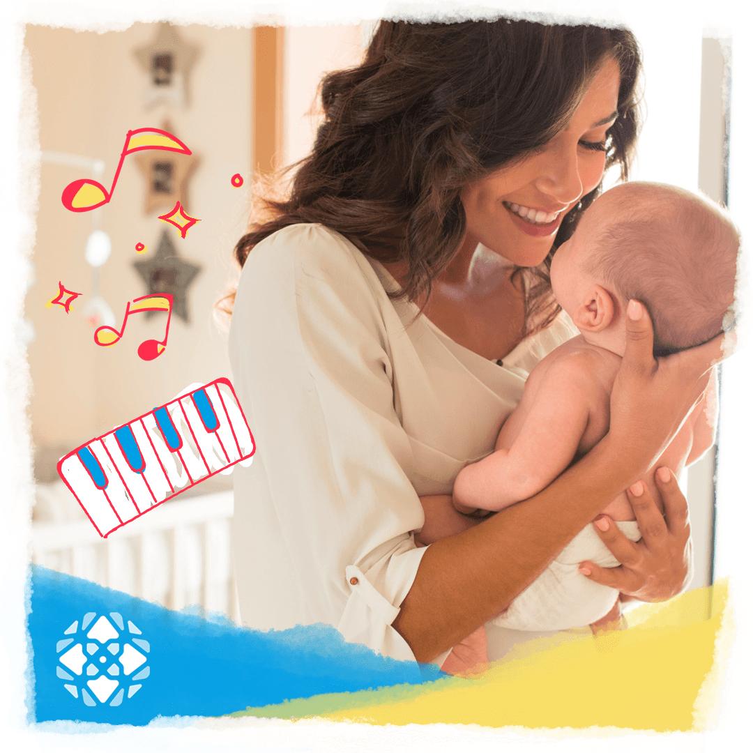 desenvolvimento do cérebro e música em bebês prematuros