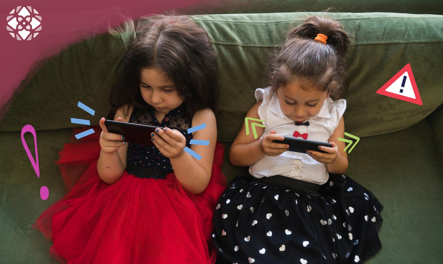 vício tecnologia filhos crianças truth and tales