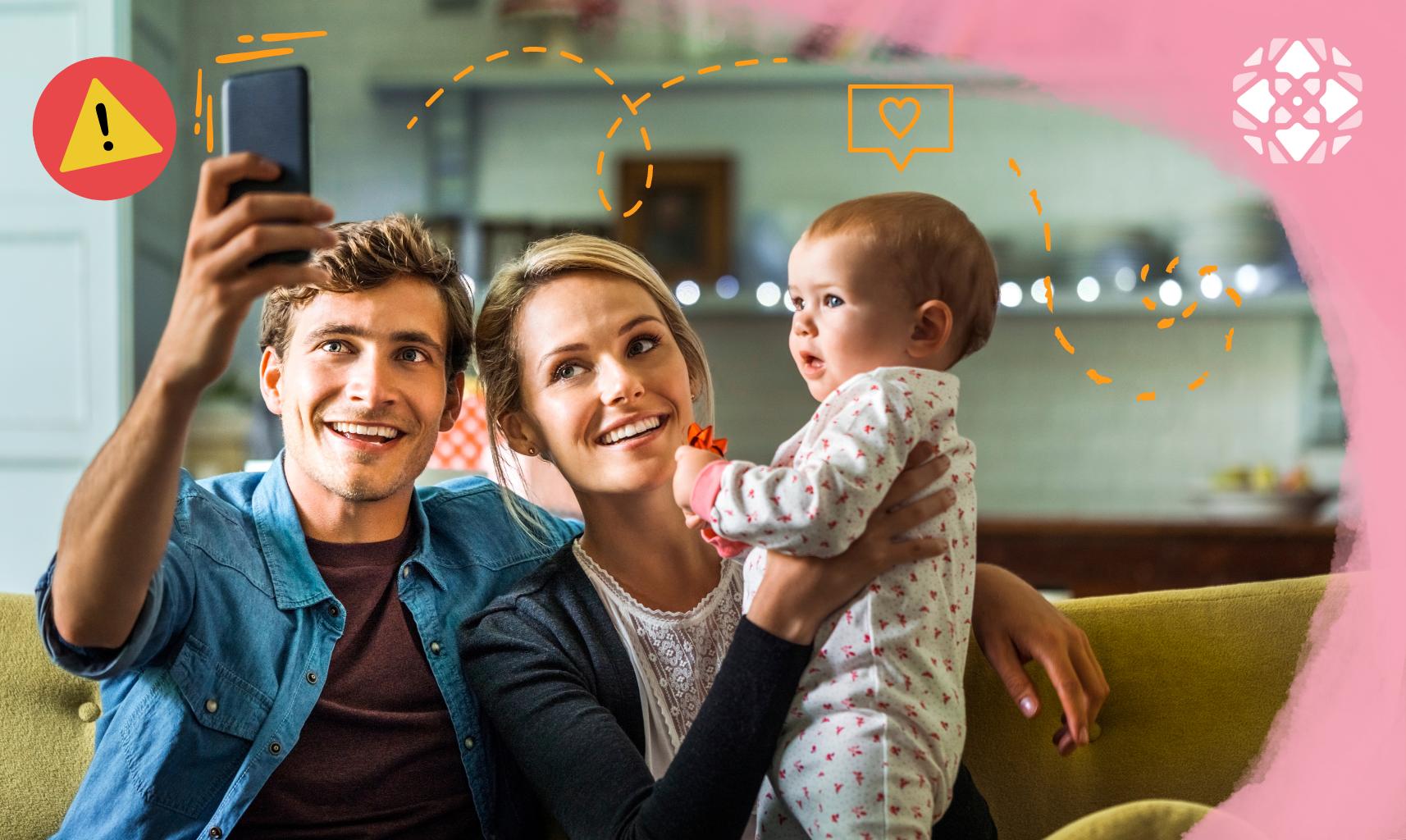 guia de redes sociais para pais e mães