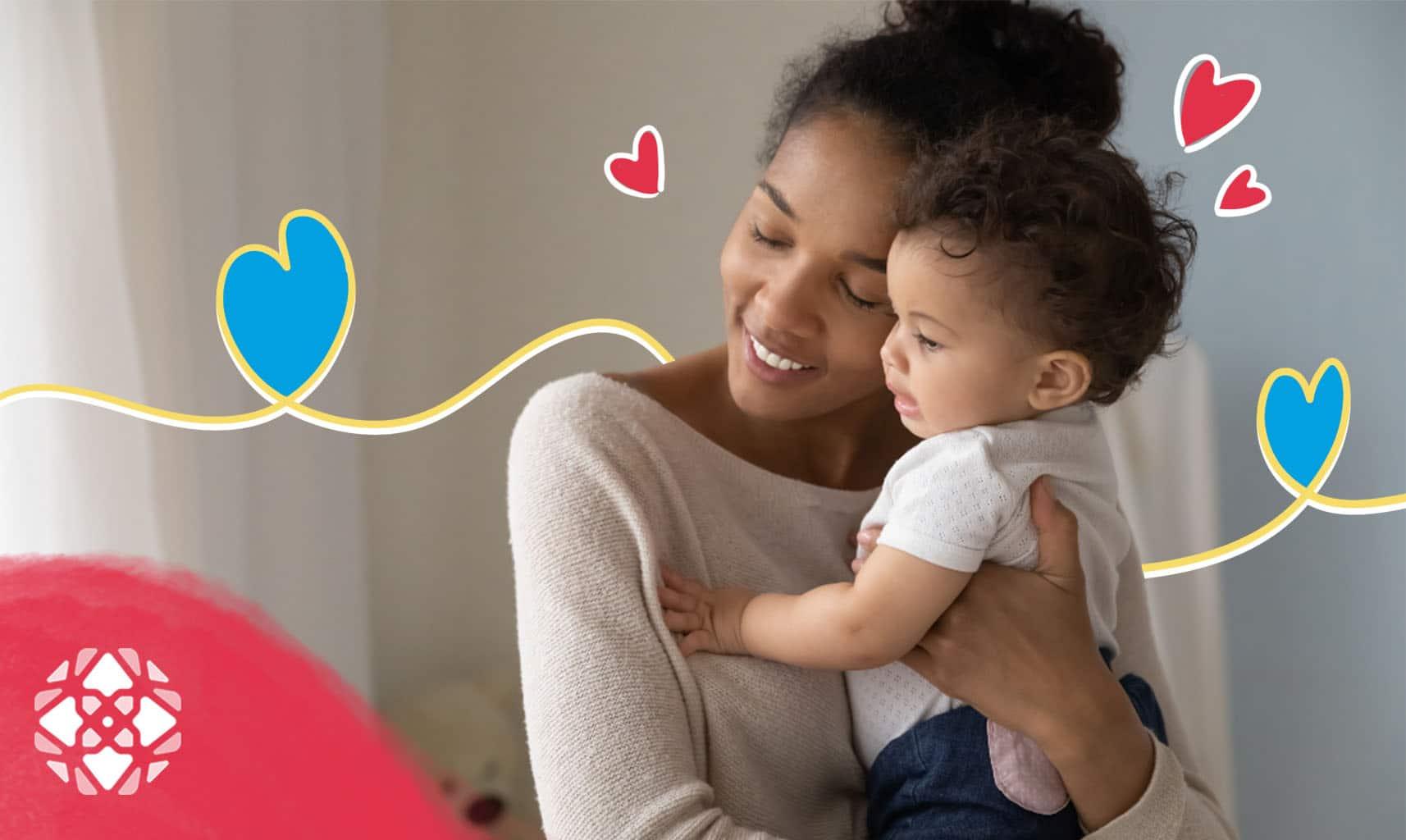 A quantidade de carinho que bebês recebem pode afetar o DNA