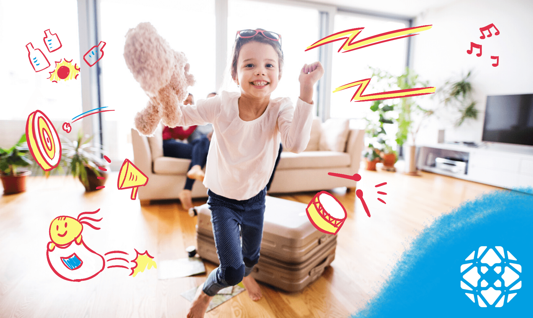 atividade fisica brincadeiras e muita diversão crianças quarentena coronavírus