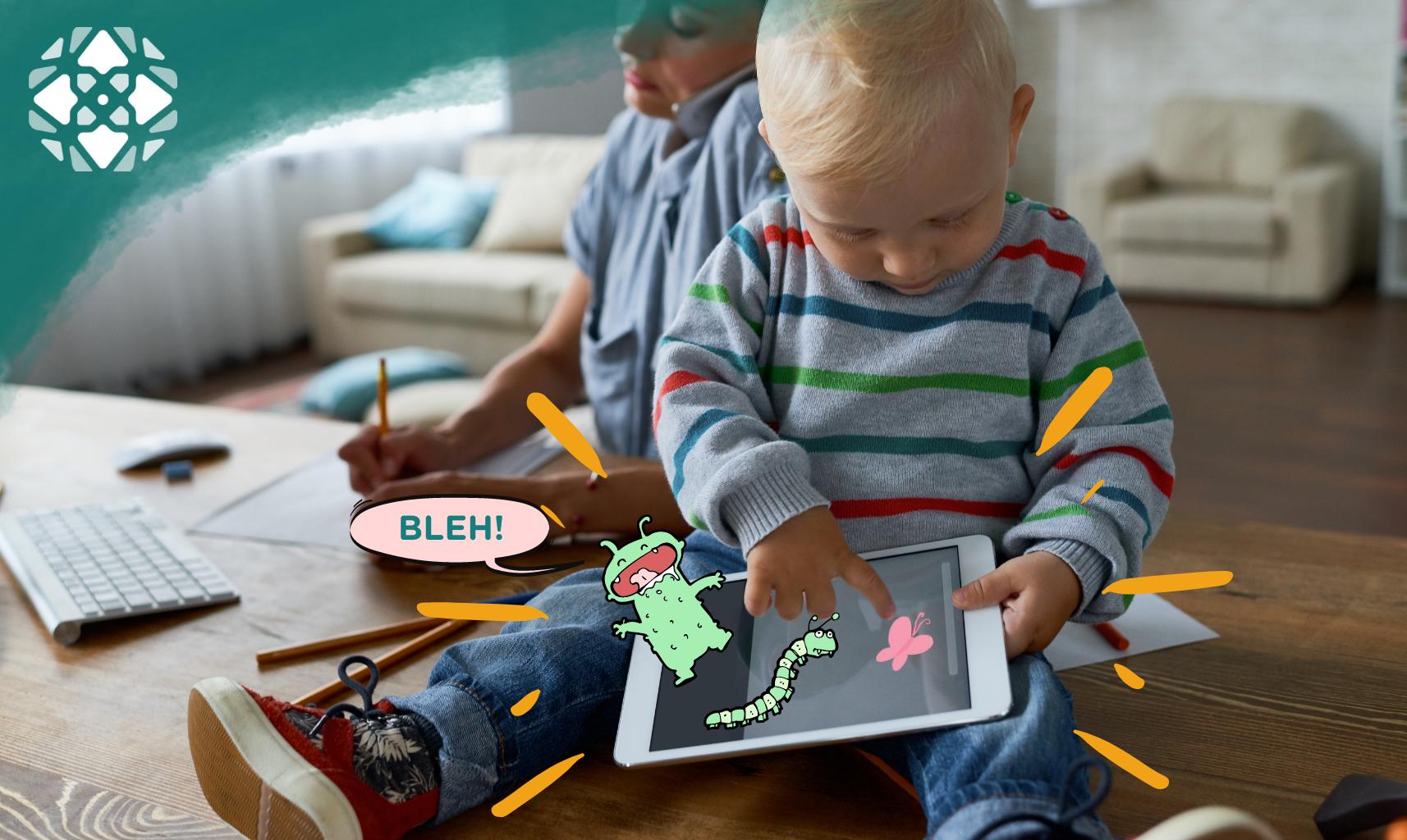 kids technology screens