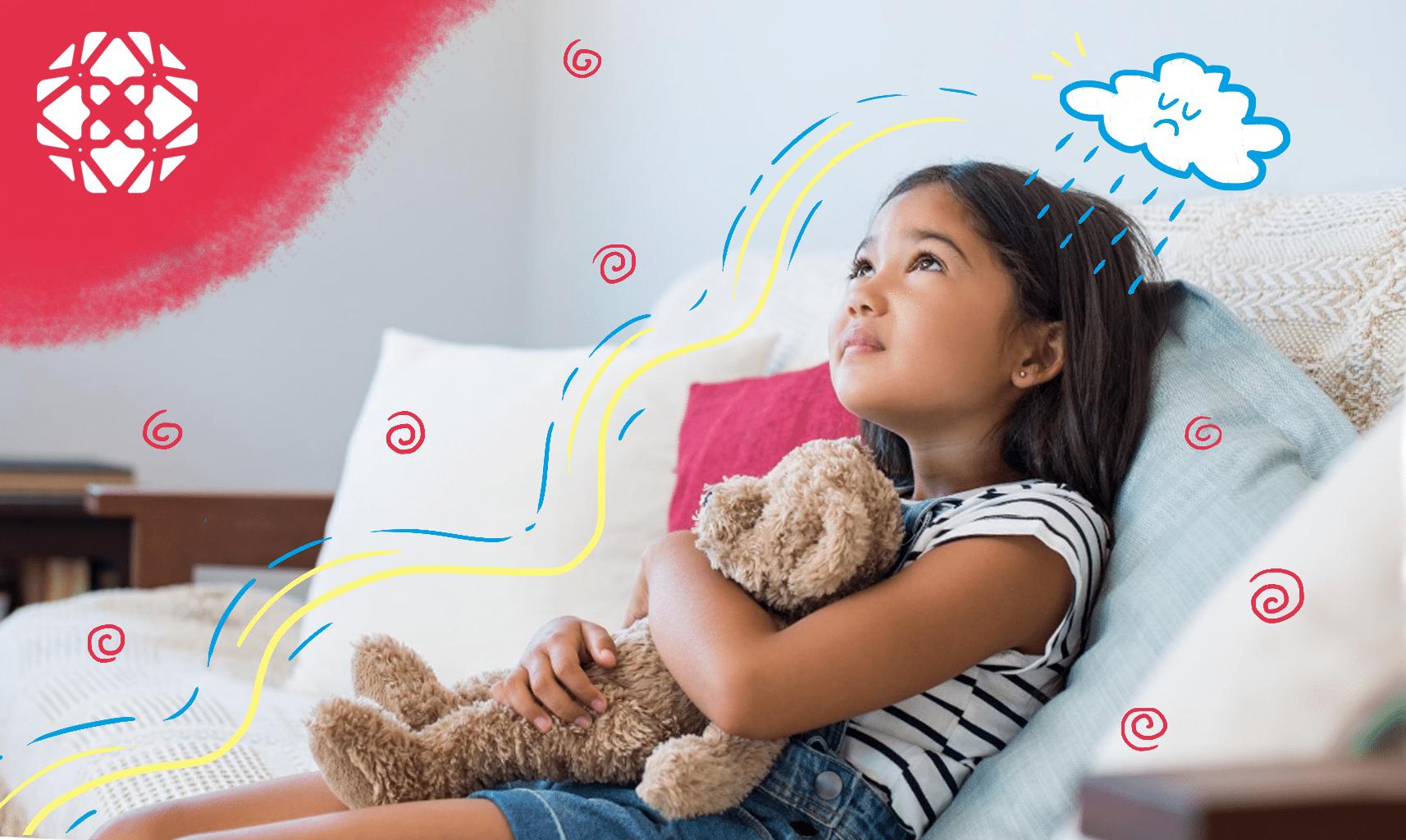 Padrão de pensamentos negativos e distorções cognitivas em crianças durante a infância - Truth and Tales