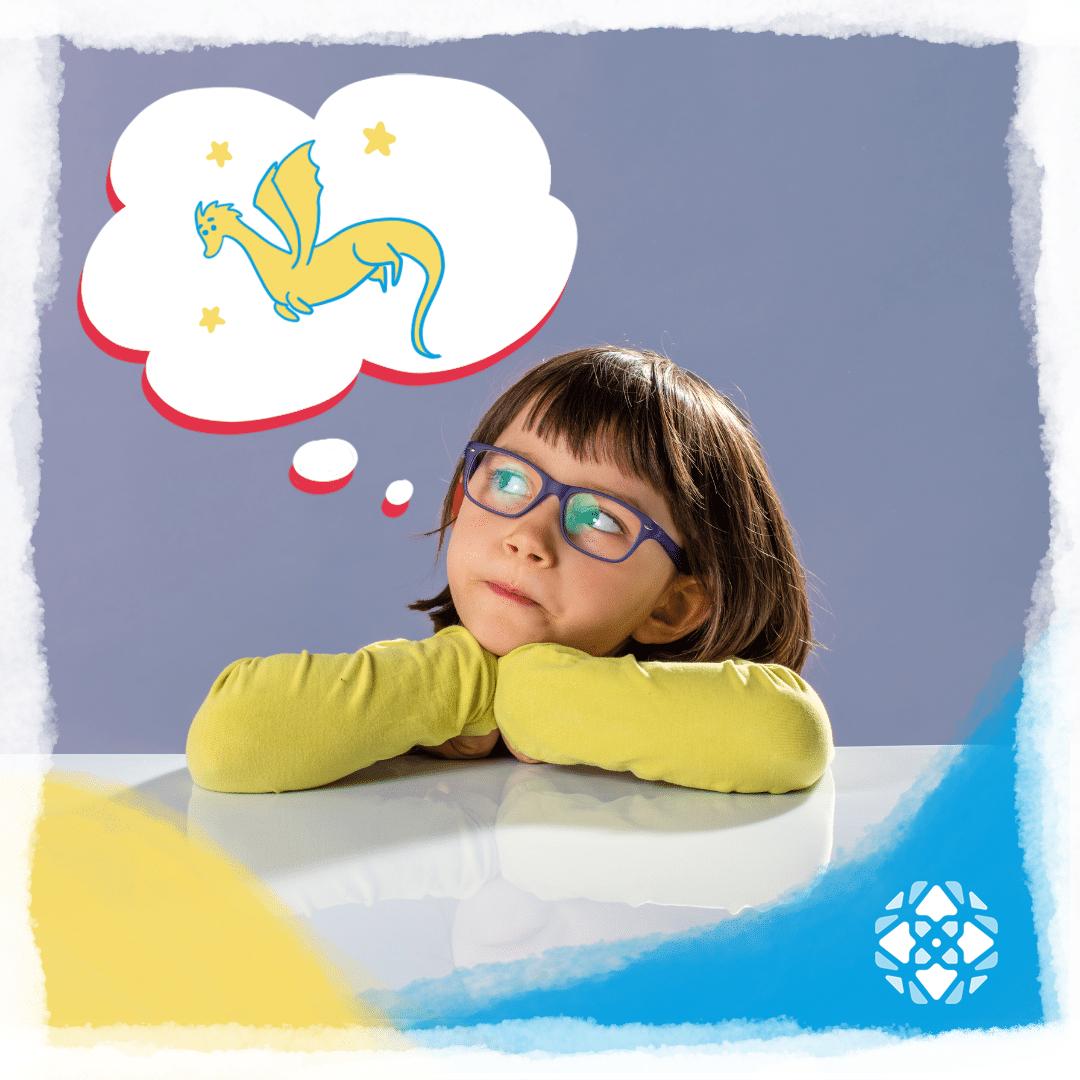 por que crianças mentem imaginação fantasia na infância